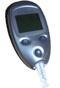 гипогликемия глюкометр